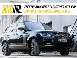 Serwis elektroniki oraz elektryki - Jaguar, Land Rover Racibórz