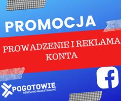 Prowadzenie i reklama konta firmowego na Facebook