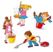 Sprzątanie, mycie okien
